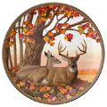 deer art gifts